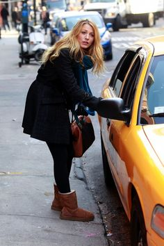 Ugg boots Vogue: the fashion magazine is saying that the ubiquitous shoe is officially in fashion/ via @WhoWhatWear