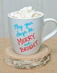 Merry Delight Christmas Mug