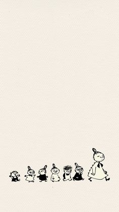 Moomin Wallpaper, Cartoon Wallpaper, Iphone Wallpaper, Little My Moomin, Bujo Doodles, Tove Jansson, Totoro, Cute Cartoon, Moomin Valley