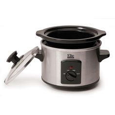 Mini Crockpots for Dinner Parties   Maxi-Matic Elite Gourmet MST-250XS 1.5-quart Mini Slow Cooker,