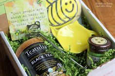 [Giveaway] Tea Box Express