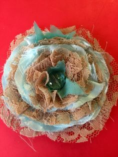 Pizzo nozze tabella decori blu oro matrimonio di sunshowerflowers