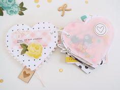 Felicity Jane oder *so happy! Love Scrapbook, Mini Scrapbook Albums, Scrapbook Cards, Project Life, Paper Crafts Origami, Scrapbook Paper Crafts, Scrapbooking Ideas, Washi, Homemade Bath Bombs