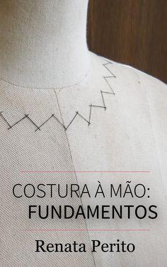 Capa do livro Costura à Mão - Fundamentos