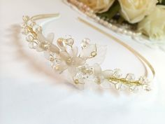 Classic headband. Perfect for flower girl.