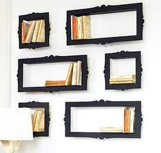 Got some old picture frames lying around and not sure what to do with them? Here are 10 alternative uses for picture frames that you can easily tackle as a do-it-yourself project in a day. http://www.home-dzine.co.za/decor/decor-unique-picture-frame-ideas.htm