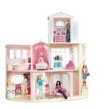 Mejores 30 Imagenes De Casas De Barbies En Pinterest Dollhouses