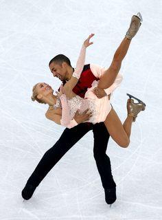 Aliona Savchenko and Robin Szolkowy - Pairs Free Skate - Sochi 2014