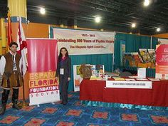 The Spain-Florida Foundation 500 Years at the NABE Conference on Feb. 7 in Orlando, FL.