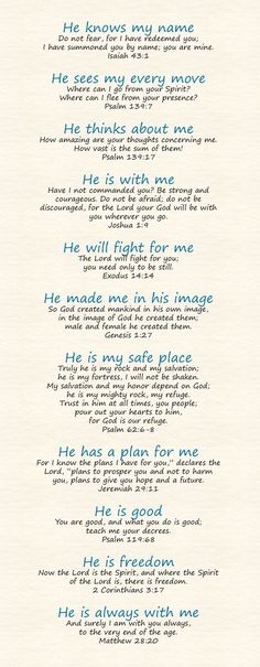 super Ideas for bible quotes verses gods promises The Words, Christian Life, Christian Quotes, Bible Scriptures, Bible Quotes, Scriptures About Love, Bible Versus About Love, Scriptures For Kids, Powerful Scriptures
