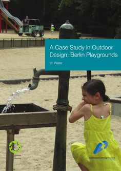 A Case Study in Outdoor Design: Berlin Playgrounds (9: Water)