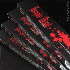 Vampire Blood Incense - Sabbat Box