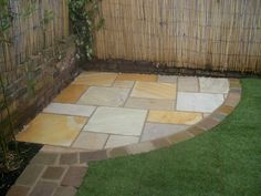 No Idea What To Do With Our Patio That We Have Just Like This!