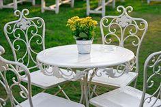 Apuesta al blanco y negro para tu jardín | TodoSimple