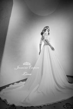 Wedding dress Lina photo 1