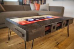 Cette Tape Coffee Tables By Taybles 214 Graffiti 1 These Retro