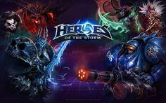 Jogue Heroes of the Storm com todos os 60 heróis grátis!