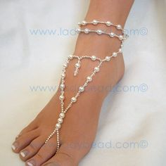 Toe Rings And Anklets | Toe Rings | Foot Jewelry | Anklet | Crystal Foot Jewels