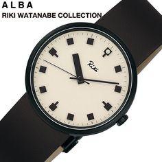 腕時計 メンズ Seiko Alba Riki Watanabe Collection セイコー