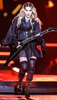 """Rebel Heart Tour"" 09.09.2015"