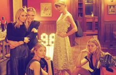 Taylor Swift's Girl Gang Added to Federal Watch List: http://reductr.es/1BzOVFD