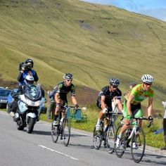 Tour of Britain in the Brecon Beacons