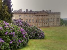 South Front Wentworth Castle Barnsley Yorkshire