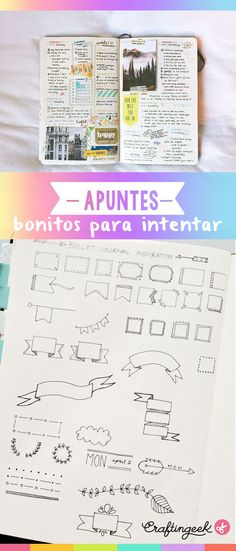 apuntes organizados y bonitos Bullet Journal School, Bullet Journal Notes, Cute Notes, Pretty Notes, Character Design Challenge, Disney Stich, School Notes, School Hacks, Study Notes