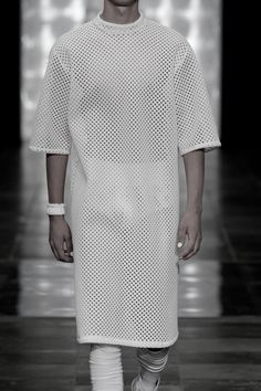 Asger Juel Larsen SS14 ART FASHION  B&W FASHION