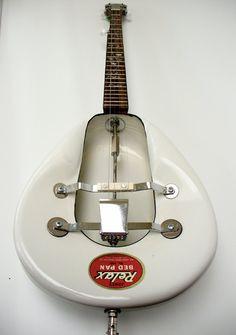 Handmade 5string Bed Pan Bluegrass Banjo by RainyDayInstruments