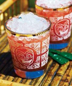 Bitter Mai Tai cocktail recipe #tiki