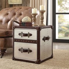 Acme Furniture Aberdeen End Table - 82292