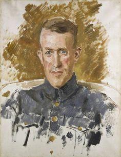 Augustus Edwin John - T. E. Lawrence (1929)