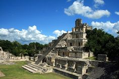 Edzna Campeche Mexico... Hopefully get to visit this place next month! :D