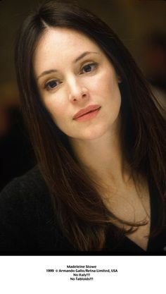 The incredibly beautiful Madeleine Stowe was born August 18, 1958 with the sun in Leo and moon in Libra. Her birth time is unknown, but she looks like a Scorpio rising to me. Just a guess.