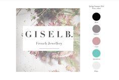 A tous ceux qui souhaiterez distribuer les bijoux GISELB, le catalogue printemps-été est disponible sur demande. N'hésitez pas à nous ...