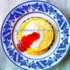 Γλυκές Ιστορίες: Pancakes!