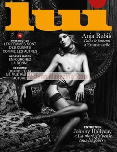 Lui Magazine - Playboy France French Playboy Lui makes a comeback after decades of non existence.