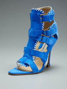 Jackie Sandal by Brian Atwood on Gilt.com