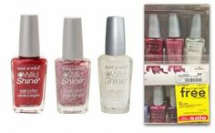 CVS Buy 3 Wet n Wild Nail Polish $0.99, regular price Buy Two Get One Free through 4/12 Use two $1.00/1 – Wet n Wild or Fergie Product from RP 4/6 Final Price: Free, when you buy 3
