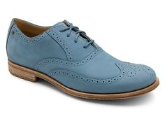 Rockport 'Day to Night' Wingtip Oxford light blue
