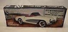 """1957 Corvette Jigsaw Puzzle White 100 Piece 14 1/2"""" X 5"""" : Corvette Ar..."""