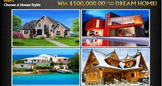Sweepstakes to win cash, cars, and other great prizes. We list and update regularly a wide variety of online sweepstakes free with details, rules and how to enter. Instant Win Sweepstakes, Online Sweepstakes, Pch Dream Home, Win For Life, Publisher Clearing House, Enter To Win, Dream House Plans, Top Of The World, Real Estate Marketing