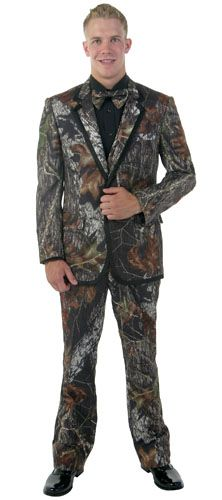 Mossy Oak New Break-Up Alpine Tuxedo. WIll have one sooner or later
