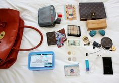 What's in my bag 20160331_b