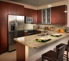 kitchen idea - Home and Garden Design Idea's