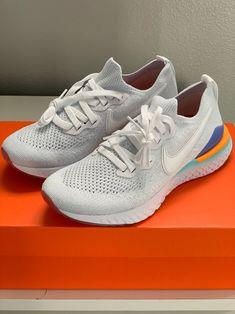Nike Women Epic React Flyknit 2 | Mercari Shoe Deals, Nike Free, Nike Women, Sneakers Nike, Brand New, Shoes, Color, Fashion, Nike Tennis
