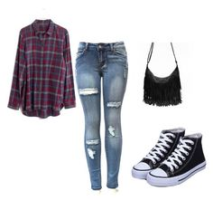 """""""Same"""" by kathope on Polyvore featuring Madewell"""