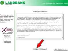 Learn how to inquire your account balance in LandBank ATM Card online. This is the first step you must do to make a balance inquiry of your LandBank ATM Card online. Atm Card, Card Balance, First Step, Reading, Cards, Check, Reading Books, Maps, Playing Cards
