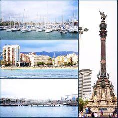 【taishufujiwara】さんのInstagramをピンしています。 《船大好き芸人なのでバルセロナ港をクルージング コロンブスの塔からすぐのとこなのでわかりやすくていいね 街歩きとのんびりのバランス大事(ゆーて船の上で必死こいて撮ってるから疲れる) #europe #spain #españa #barcelona #bcn #barcelonaport #columbus #ocean #cruise #cruising #ship #beach #travel #traveling #travelphotography #travelgram  #trip #journey #backpacker #ヨーロッパ #スペイン #バルセロナ #コロンブスの塔 #海 #クルージング #旅 #旅行 #旅行好きな人と繋がりたい #海外旅行 #バックパッカー》